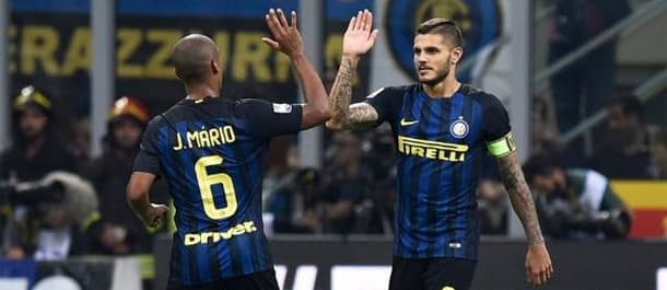Inter beat Juventus 2-1 last weekend.