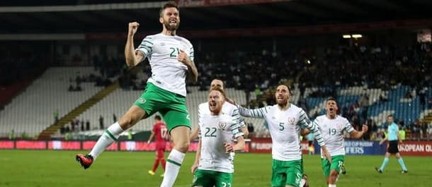 Ireland drew 2-2 away in Serbia in their opening qualifier.