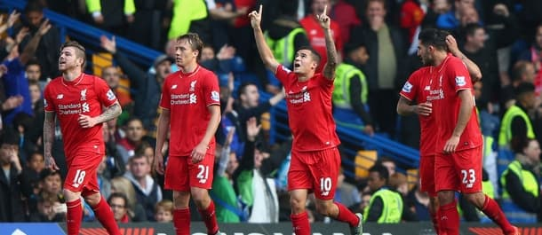 Liverpool won 3-1 at Chelsea last season.