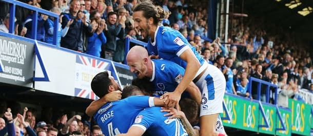 Will it be third time lucky for Portsmouth's promotion bid.