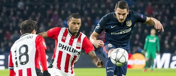 PSV have only one away win in the Champions League since 2008.