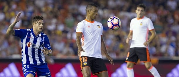 Valencia have won their last two La Liga matches.