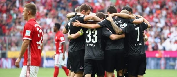 FC Koln earned a 1-1 draw with Bayern in their last Bundesliga match.