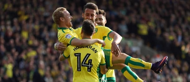 Norwich have scored at least twice in each of their last eight games.