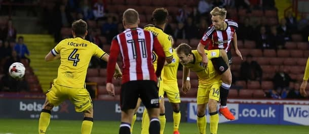 Sheffield United host League One rivals Walsall in the Chekatrade Trophy.