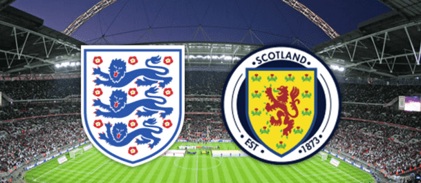 England face Scotland in Friday's World Cup Qualifier.