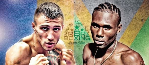 Lomachenko and Walters square up in Las Vegas on Saturday night.
