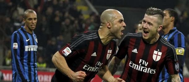 Ac beat Inter 3-0 in the last Milan derby.