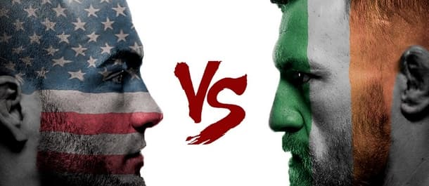 The hugely anticipated Alvarez v McGregor fight takes place on Saturday.