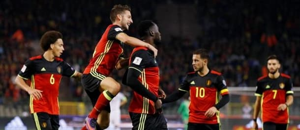 Belgium have scored 13 goals in three World Cup qualifiers.