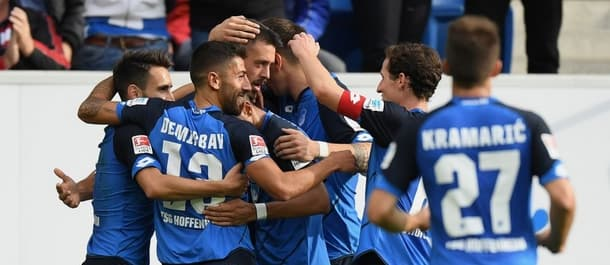 Hoffenheim have won five of their last six Bundesliga matches.