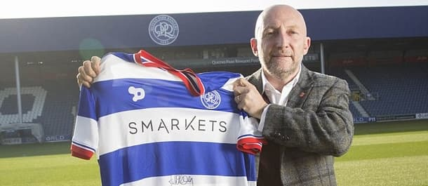 Ian Holloway has returned for a second spell in charge of QPR.