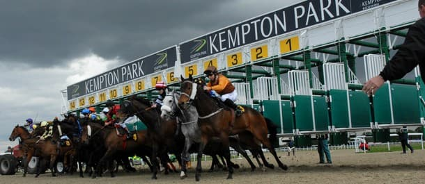 Racing comes from Kempton on Wednesday.