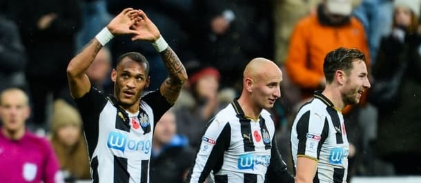 Newcastle's 2-1 win over Cardiff was their 7th league victory in a row.