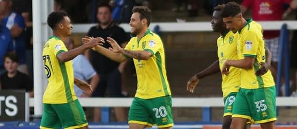Norwich U23's have romped to 5-0 and 6-1 victories in the EFL Trophy.