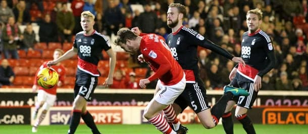 Nottingham Forest and Barnsley shared seven goals last Friday night.
