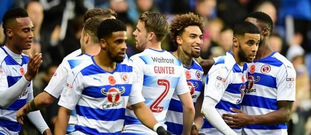 Reading have won three Championship games on the trot without conceding.