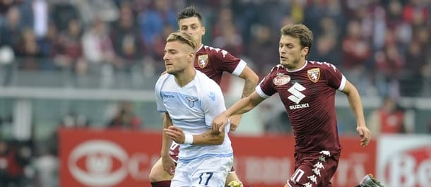 Torino's eleven Serie A games this season have featured 37 goals.