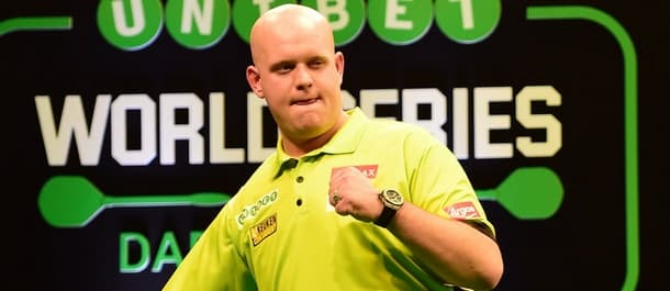 Michael Van Gerwen has won the last three televised tournaments.
