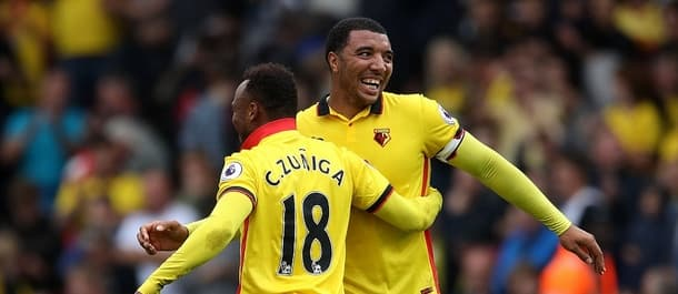 Watford have won three of the last four home games.