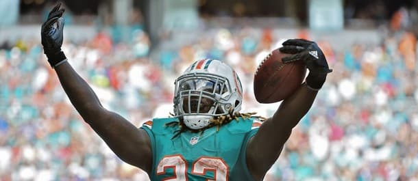 Can Ajayi lead the Dolphins to victory?