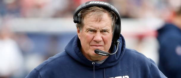 Belichick will be eyeing a strong finish