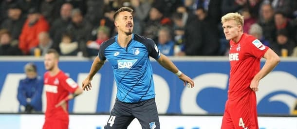 Hoffenheim are still unbeaten in the Bundesliga this season.