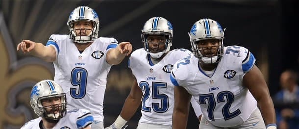 The Lions have to seize their chance