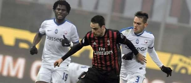Atalanta held AC Milan to a 0-0 draw at the San Siro on Saturday.