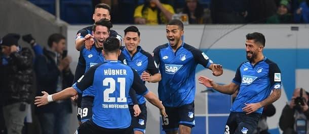 Hoffenheim's unbeaten start to the season continued against Dortmund.