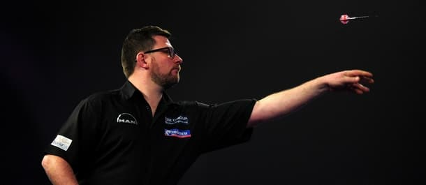James Wade reached the final of the 2016 Grand Slam of Darts.