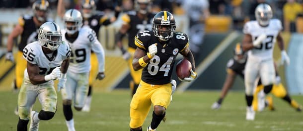 Brown can be the star for the Steelers