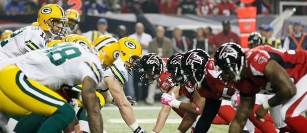 The Falcons will play for the final time at the Georgia Dome