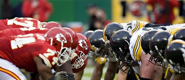 The Chiefs and Steelers will battle it out at Arrowhead Stadium
