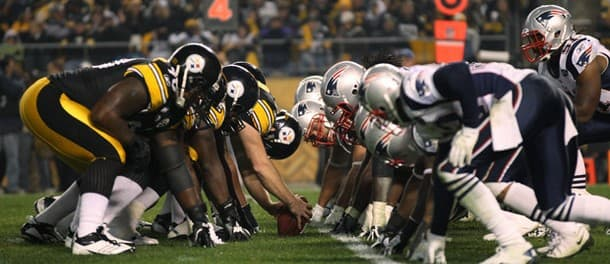 Steelers and Patriots will face off in Foxborough