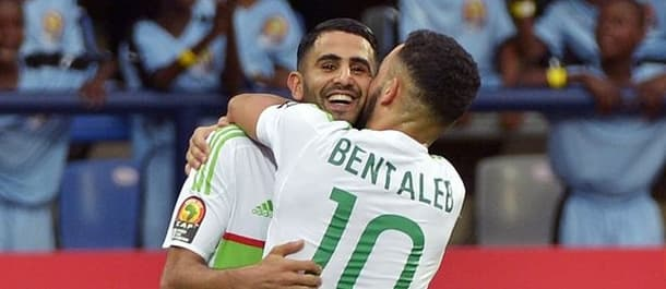 Algeria were held to a 2-2 draw by Zimbabwe in their CAF opener.