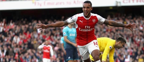 Arsenal beat Swansea 3-2 at the Emirates earlier in the season.