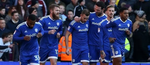 Cardiff have won their last two Championship matches.