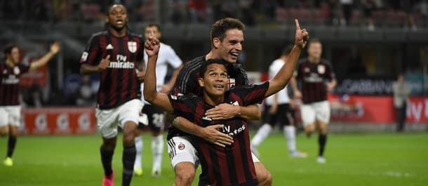 AC Milan beat Torino 3-2 in Serie A last August.