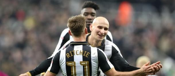 Newcastle beat Rotherham 4-0 in their last home outing.