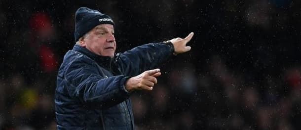 Sam Allardyce's teams have only made it past the FA Cup third round once in seven seasons.