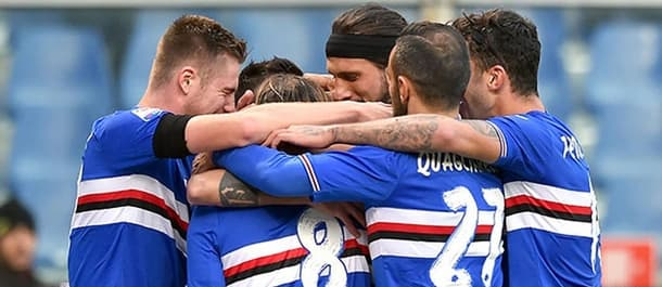 Sampdoria have already beaten Empoli away this season.