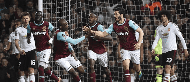 West Ham have a good home record against Manchester United.
