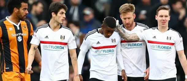 Fulham beat Hull 4-1 in the last round of the FA Cup.