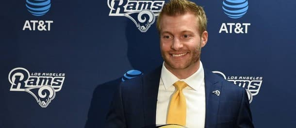 McVay has a huge challenge ahead