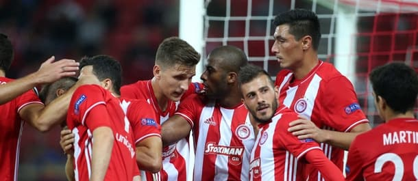 Olympiacos have won 12 and drawn 3 of their last 15 home matches.