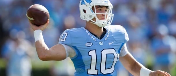 Trubisky could be the answer in the draft