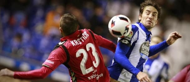 Deportivo and Alaves have drawn the last four meetings.