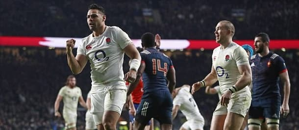 England's win against France was their 15th Test victory in a row.