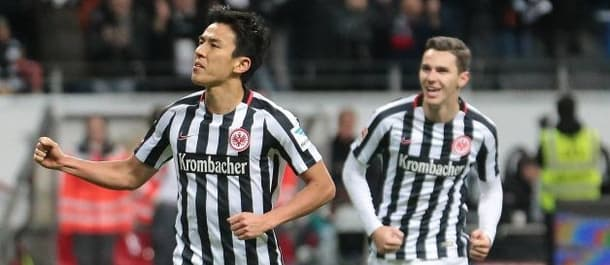 Frankfurt have won four of the last five at home in the Bundesliga.